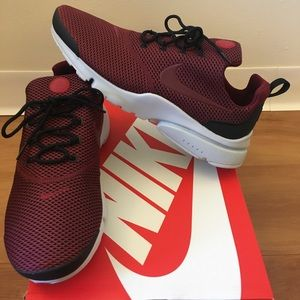 aacb8f7c800c6 Nike Shoes - Nike Air Presto Fly Ultra SE Red Running Shoe NEW